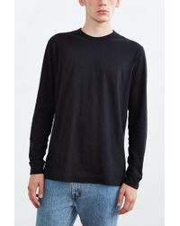 BDG - Long-sleeve Crew Neck Tee - Lyst