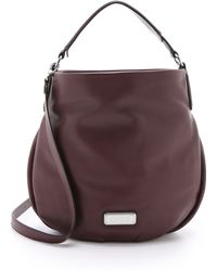 Marc By Marc Jacobs New Q Hillier Hobo Bag - Cardamom - Lyst
