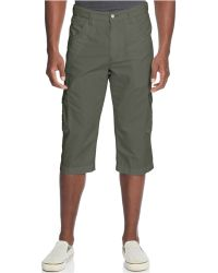 Inc International Concepts Green Wallace Shorts - Lyst