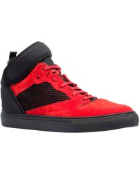 Balenciaga | Neoprene High Sneakers | Lyst