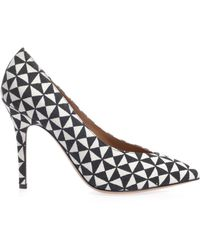 Isabel Marant Prissy Printed Pumps - Lyst