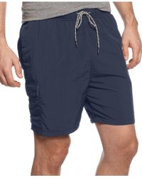 Tommy Bahama The Naples Happy Go Cargo Swim Trunks - Lyst