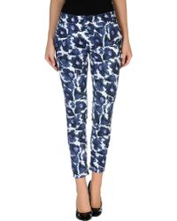 Mother Of Pearl Casual Trouser - Lyst