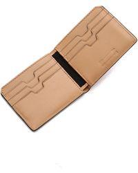 Ben Minkoff - Waxy Leather Vesper Wallet - Lyst