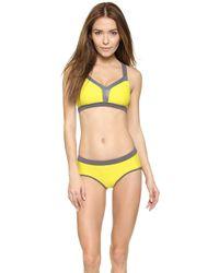 VPL - B Swim Top - Sunshot - Lyst