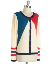 Dear Creatures, Inc. Primary Colorful Cardigan - Lyst