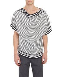 Loewe Stripe Scarf Tunic - Lyst