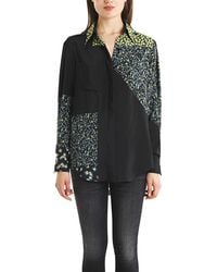 3.1 Phillip Lim Shirt With Shoulder Tuck - Lyst