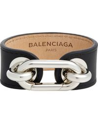 Balenciaga Maillon Bracelet - Lyst