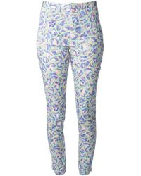 Peter Pilotto 'Geo' Trousers - Lyst
