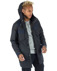 Barbour | Bleakazuma Wax Jacket In Navy | Lyst
