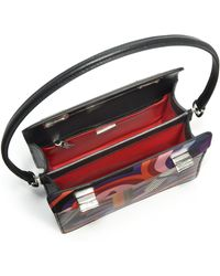 prada pink tote - Shop Women's Prada Shoulder Bags | Lyst