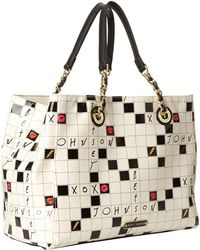 Betsey Johnson Kitchi Bj Tote - Lyst