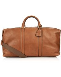 Mulberry - Clipper Leather Weekend Bag - Lyst