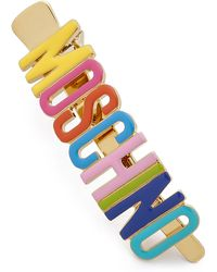 Moschino - Hair Barrette - Multi - Lyst