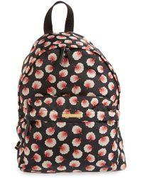Stella McCartney 'Blossom' Nylon Travel Backpack - Lyst