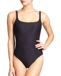 Gottex One-Piece Tank Swimsuit - Lyst