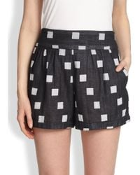 Ace & Jig - Printed Tap Shorts - Lyst