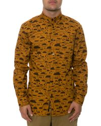 Wesc The Trenyce Ls Buttondown Shirt - Lyst