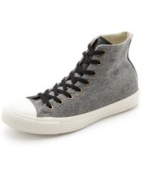 Converse Chuck Taylor All Star Felt Sneakers - Lyst