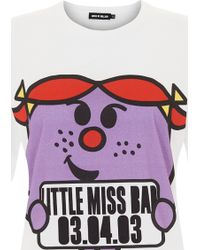 House Of Holland Mr Men Little Miss Bad - Lyst