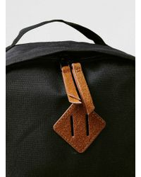 LAC - Bk Textured Nylon Backpack - Lyst