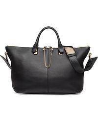 Chloé Baylee Medium Shoulder Bag - Lyst