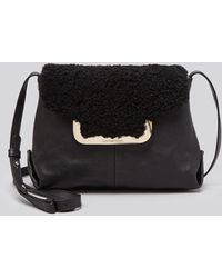 See By Chloé Crossbody - Kim Shearling Small - Lyst