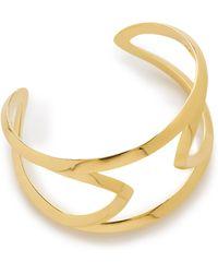 Pamela Love - Apex Cuff Bracelet - Lyst