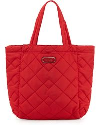 Marc By Marc Jacobs - Crosby Quilted Tote Bag - Lyst