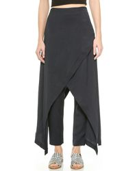Sass & Bide Images That Dont Exist Pants - French Navy - Lyst