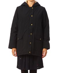 French Trotters - Trench / Parka - Lyst