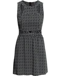 H&M Dress With Cut-Out Details - Lyst