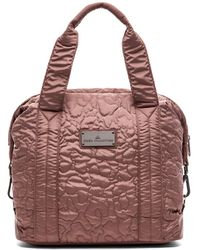 Adidas By Stella Mccartney Essentials Small Gym Bag - Lyst
