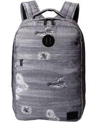 Nixon Gray Beacons Backpack - Lyst
