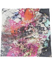 Maison Passage Trash Scarf - Multicolor