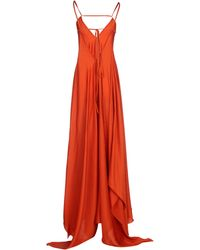 Plein Sud 3/4 Length Dress - Lyst