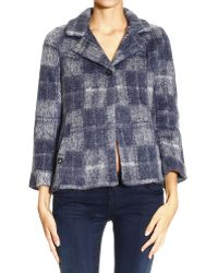 Manila Grace Jackets 1 Botton Galles - Lyst