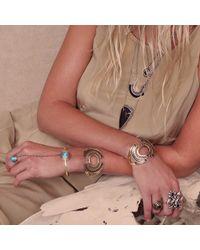 Pamela Love Arrowhead Pendant - Lyst