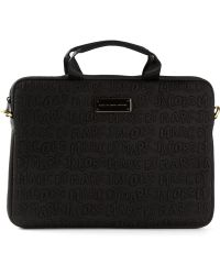 Marc By Marc Jacobs Logo Embossed Laptop Case - Lyst