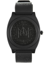 Nixon The Time Teller P Black Shadow - Lyst