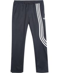 Y-3   Striped Track Trousers   Lyst