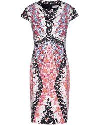 Peter Pilotto Short Dress - Lyst