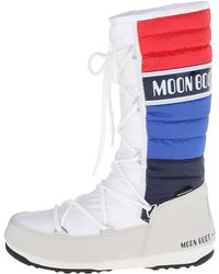 Tecnica® Moon Boot® Quilted - Lyst