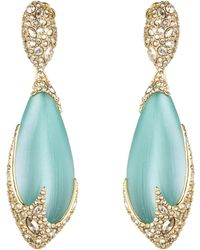 Alexis Bittar Desert Jasmine Fancy Clip Earring - Lyst