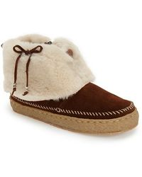 Laidbacklondon - 'leblon' Genuine Shearling Boot - Lyst