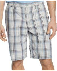 56fae311c6 Weatherproof - Vintage Madras Shorts - Lyst