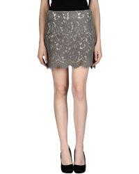 Clements Ribeiro | Mini Skirt | Lyst