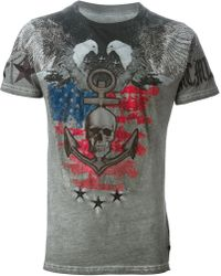 Philipp Plein Battary T-Shirt - Lyst