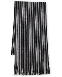 BOSS | Knit Striped Scarf | Lyst